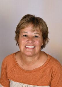 Linda Armstrong, teacher