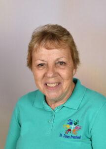 Trish Voorhees, teacher